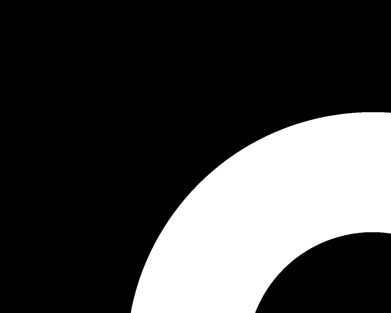 Decroative circle graphic